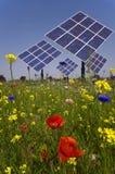 photovoltaïque Photographie stock libre de droits