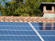 Photovoltaic Royalty Free Stock Images