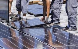 Photovoltaic Fotografia de Stock