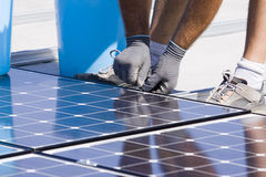 Photovoltaic Royalty Free Stock Photography