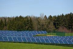 Photovoltaic arkivbilder