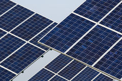 Photovoltaic Imagens de Stock
