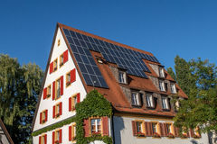 photovoltaic fotos de archivo
