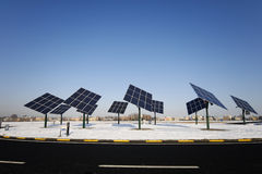 Photovoltaic Imagem de Stock