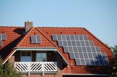 Photovoltaic Obrazy Royalty Free