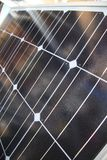 Photovoltaic cells ribbon Stock Photography