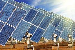 Photovoltaic Cells Stock Photos