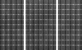 Photovoltaic Comité Stock Afbeeldingen