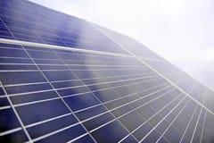 Photovoltaic Comité Stock Afbeelding