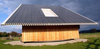 Photovoltaic Comités Royalty-vrije Stock Afbeeldingen