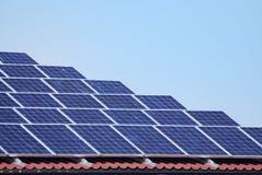 Photovoltaic energy Stock Photography