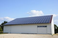 Photovoltaic royalty free stock photo