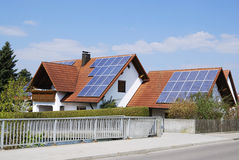 Free Photovoltaic Installation Royalty Free Stock Photos - 19754028