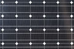 Photovoltaic module detail Royalty Free Stock Photo