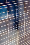 photovoltaic panel royaltyfria bilder