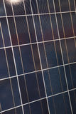 Photovoltaic panel Royalty Free Stock Images