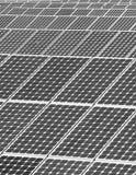 Photovoltaic panel Stock Photos