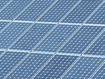 Photovoltaic panel Stock Photography