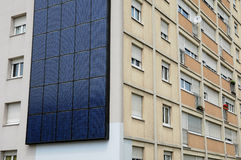 Photovoltaic panel Royalty Free Stock Photography