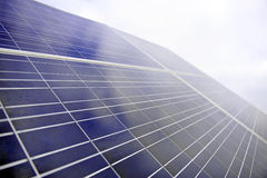 Photovoltaic Panel Stock Image