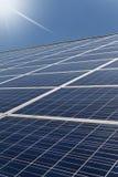 Photovoltaic panel Royalty Free Stock Photos