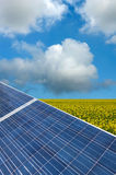 Photovoltaic panels Stock Photos