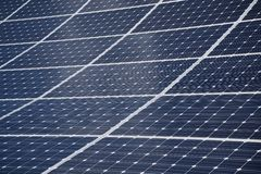 Photovoltaic power generatio Stock Photography