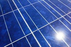 Photovoltaic power generation Stock Photos