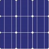 photovoltaic seamless för modell Arkivfoto