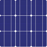 Photovoltaic seamless pattern Stock Photo