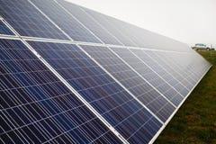 Photovoltaic solar farm Royalty Free Stock Photography