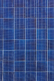Photovoltaic solar Module Royalty Free Stock Image