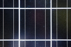 Photovoltaic Solar Panel Royalty Free Stock Photography