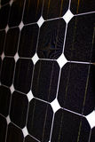 Photovoltaic Solar Panel Close up Royalty Free Stock Images