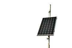 Photovoltaic solar panel Royalty Free Stock Photos