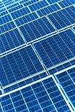 Photovoltaic Solar Panels Royalty Free Stock Photo