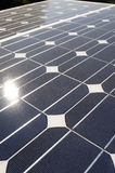 Photovoltaic source. Alternative energy with sun and photovoltaic source Royalty Free Stock Photography