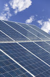 Photovoltaic Sun Panels Stock Image