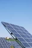 Photovoltaic system Royalty Free Stock Images