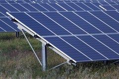 photovoltaics 免版税库存照片