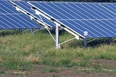 Photovoltaics Lizenzfreies Stockbild