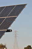 Photovoltaics Panels in Sunlight. Royalty Free Stock Image