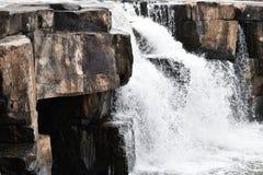 Phoy-Wasserfall, Wangthong, Phitsanulok in Thailand stockbilder