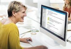 Php Programuje Html cyfrowania cyberprzestrzeni pojęcie Fotografia Stock