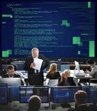 Php Programuje Html cyfrowania cyberprzestrzeni pojęcie Fotografia Royalty Free