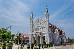 Phra基督phra haruthai教会 库存图片