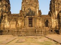 Phra普朗山姆Yod寺庙 免版税图库摄影