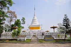 Phra该Khao Noi寺庙 图库摄影