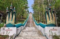 Phra该Khao Noi寺庙 库存照片
