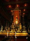 Phra辛哈Budha 图库摄影